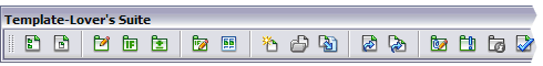 MX 2004 Toolbar